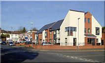 SO9096 : Modern housing in Penn, Wolverhampton by Roger  Kidd