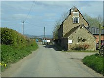 SO6434 : Converted farm building in Rushall by Philip Halling