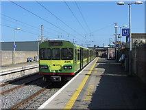 O2839 : DART train at Howth station by Gareth James