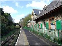 SX4563 : Bere Ferrers Railway Station by Matthew Chadwick