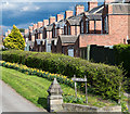 NZ2129 : Houses on Salisbury Place by Trevor Littlewood