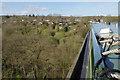 SJ2741 : Crossing Pontcysyllte Aqueduct by Stephen McKay
