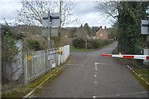 TQ2151 : Rectory Lane by N Chadwick
