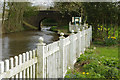 SJ3333 : Llangollen Canal, Hindford by Stephen McKay