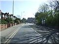 SO8655 : Newtown Road (B4636), Worcester by JThomas