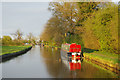 SJ5847 : Llangollen Canal, Wrenbury by Stephen McKay