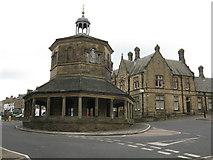 NZ0516 : Barnard Castle Market Cross by G Laird