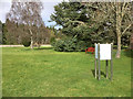 NH9857 : The Shrubbery Garden, Brodie Castle by David Dixon