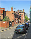 SK5804 : Leicester: Chatham Street by John Sutton