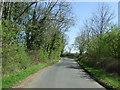 SO9656 : Minor road, Grafton Flyford by JThomas