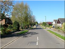 TQ2115 : Broomfield Road, Henfield by Simon Carey