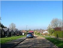 TQ2116 : Furners Mead, Henfield by Simon Carey