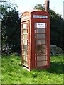 SO4707 : Another redundant telephone box by Philip Halling