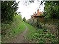 SE9942 : Cherry  Burton  Station  toward  Beverley by Martin Dawes