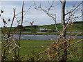 SJ0550 : Llyn Derwen Fishery by Eirian Evans