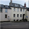 ST5446 : Grade II listed Brock House, New Street, Wells by Jaggery