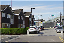 TQ4380 : Pier Road, North Woolwich by Stephen McKay