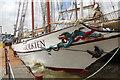 TQ4379 : Tall Ships Regatta, Woolwich Royal Arsenal Pier by Stephen McKay