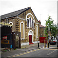 TQ3789 : Former Methodist chapel, Hawthorne Road, Walthamstow by Julian Osley
