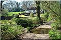 SU4762 : Ford at Burghclere by John Walton