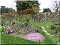 TQ2969 : The Loggia Garden, Streatham Park Cemetery by Marathon