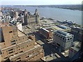 SJ3390 : Royal Liver Building & Liverpool Waterfront by Richard Cooke