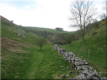 SK2274 : Path from Coombs Dale towards Deep Rake by John Slater