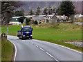 NH8914 : Granish Farm by David Dixon