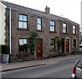 SO6304 : Stone semis, Primrose Hill, Lydney by Jaggery