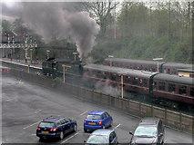 SD8010 : A Smoky Departure by David Dixon