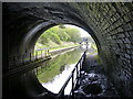 SO9690 : Inside the north portal of the Netherton Tunnel by Mat Fascione