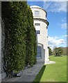 SU8808 : Goodwood House - A round tower by Rob Farrow