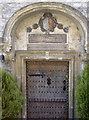 ST7064 : Old school entrance by Neil Owen