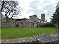 ST4059 : Banwell Abbey by PAUL FARMER