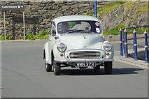 SC2484 : Morris Minor at Peel by Stephen McKay