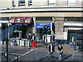 TQ2780 : Entrance to Marble Arch Underground station, 2006 by Ben Brooksbank