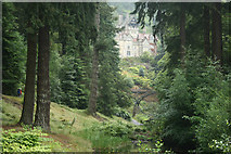 NU0702 : Cragside House by Malcolm Neal