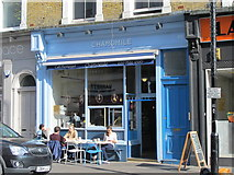 TQ2784 : CHAMOMILE, England's Lane, NW3 by Mike Quinn