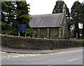 ST2688 : North side of St John the Baptist, Rogerstone, Newport by Jaggery