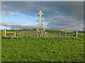 NT8837 : Flodden Monument by G Laird