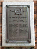 NS3274 : The Toll Boys Roll of Honour by Thomas Nugent