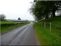 H4174 : Mullagharn Road, Gillygooly by Kenneth  Allen