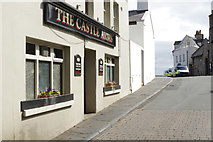 SC2667 : The Castle Arms, Castletown by Stephen McKay