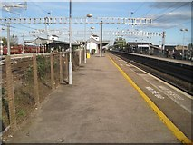 SU5290 : Didcot Parkway railway station, Oxfordshire by Nigel Thompson