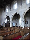 TG2834 : Inside St Botolph, Trunch (10) by Basher Eyre