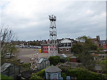 TG2142 : Cromer Fire Station seen from Beach Road by Basher Eyre