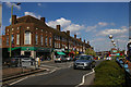 TQ1991 : Station Road, Edgware by Christopher Hilton