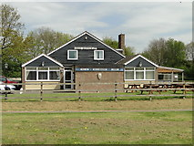 TM0659 : 'The Retreat' public house at Stowupland by Adrian S Pye
