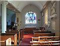 TQ1671 : St Mary & St Alban, Teddington - South chapel by John Salmon