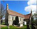 TL7061 : St Mary, Ashley by John Salmon